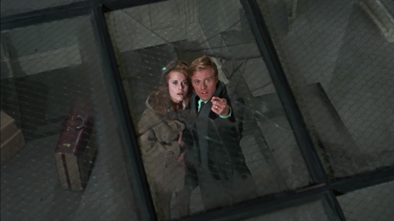 Barefoot in the park, film, 1967