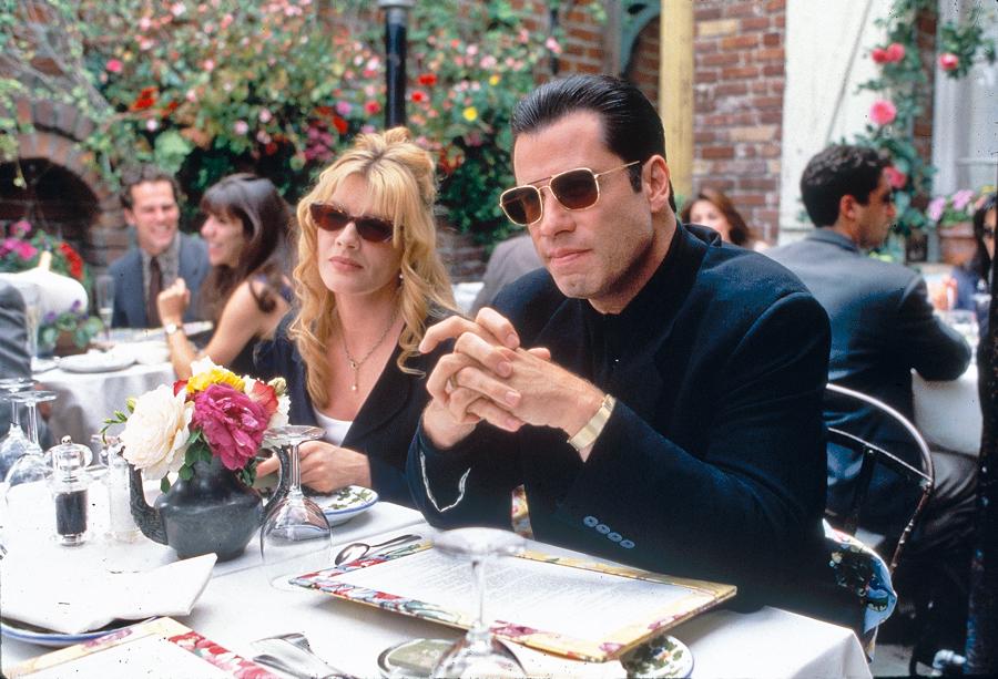 Get Shorty, John Travolta, Rene Russo