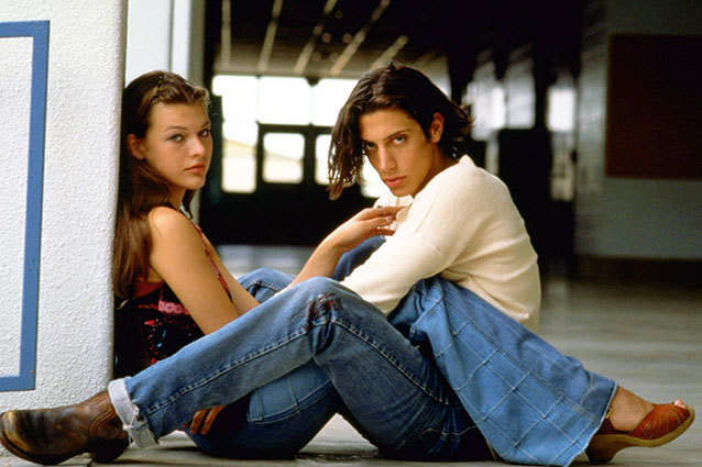 Dazed and confused, shawn andrews, Milla Jovovich, richard linklater