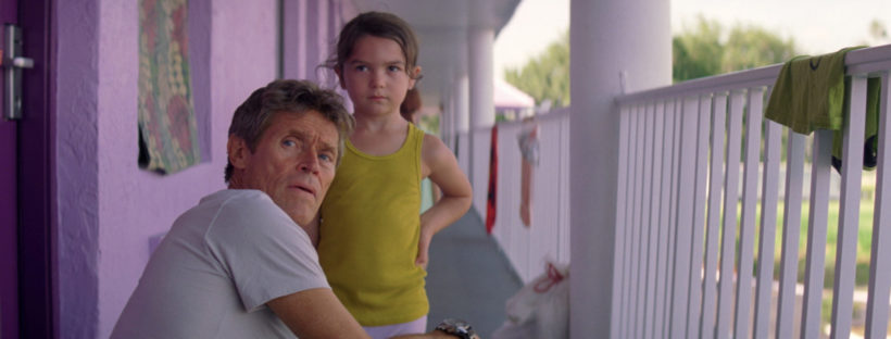 The florida project, willem dafoe