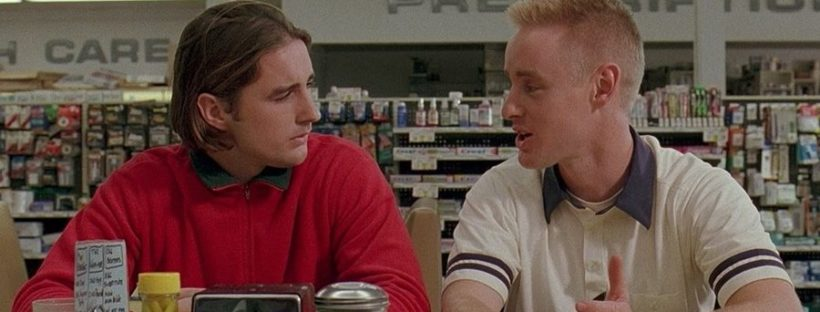 Bottle rocket, wes anderson, film, owen wilson, luke wilson