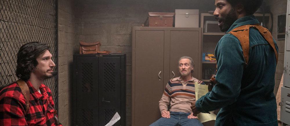 BlacKkKlansman, movie. film