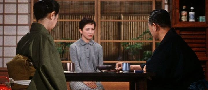 Equinox Flower, film, ozu