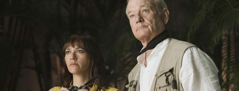 bill murray en rashida jones, still film On the rocks